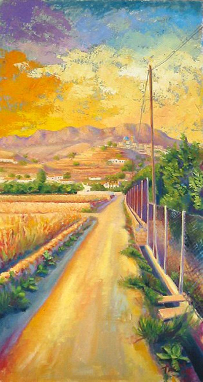 Camino by Tachi - © www.tachipintor.com