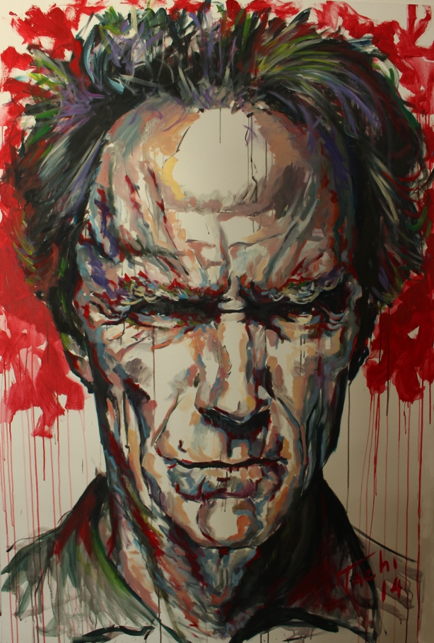 Clint EastWood low