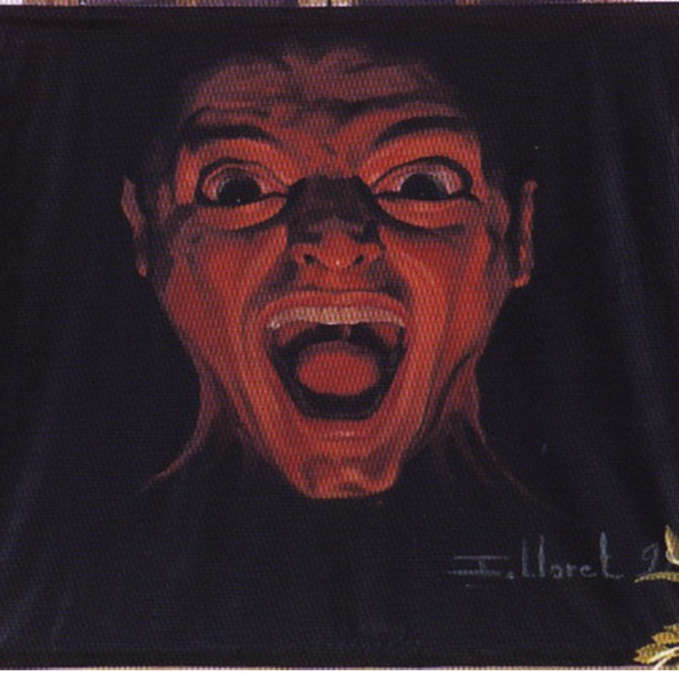 El grito 1 by Tachi - © www.tachipintor.com
