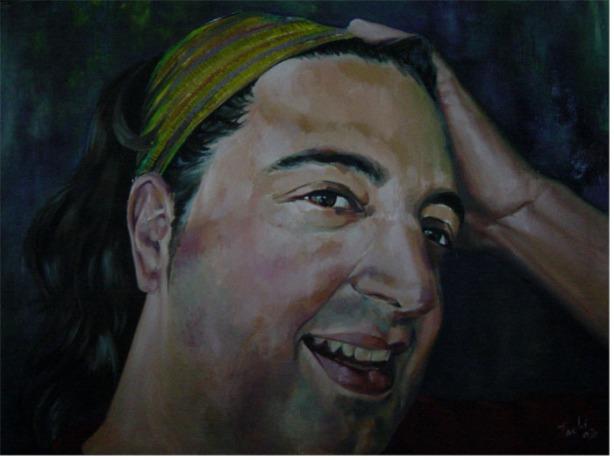 Jose Luis by Tachi - © www.tachipintor.com