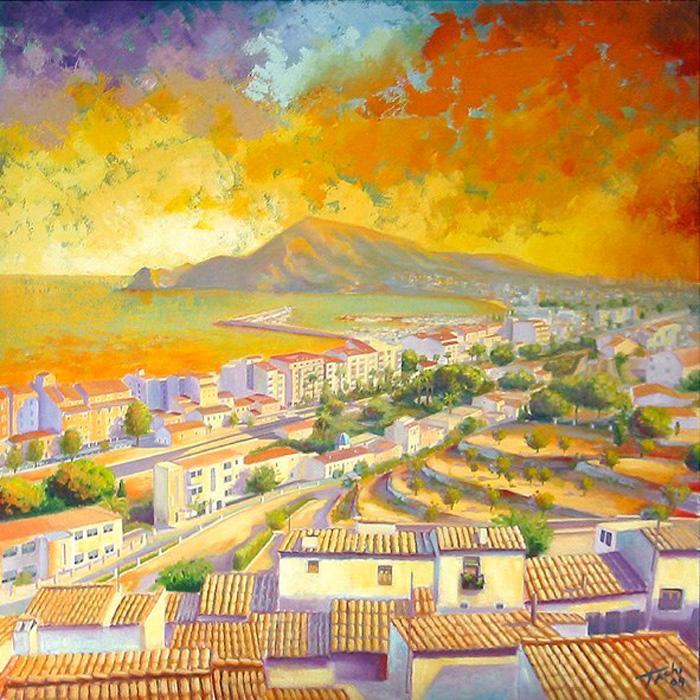 Mirador by Tachi - © www.tachipintor.com