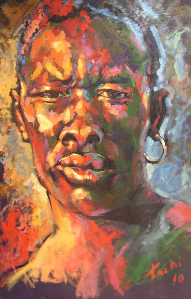 Nuba by Tachi - © www.tachipintor.com