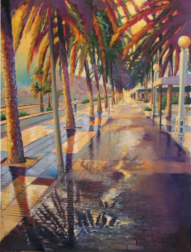 Paseo II by Tachi - © www.tachipintor.com