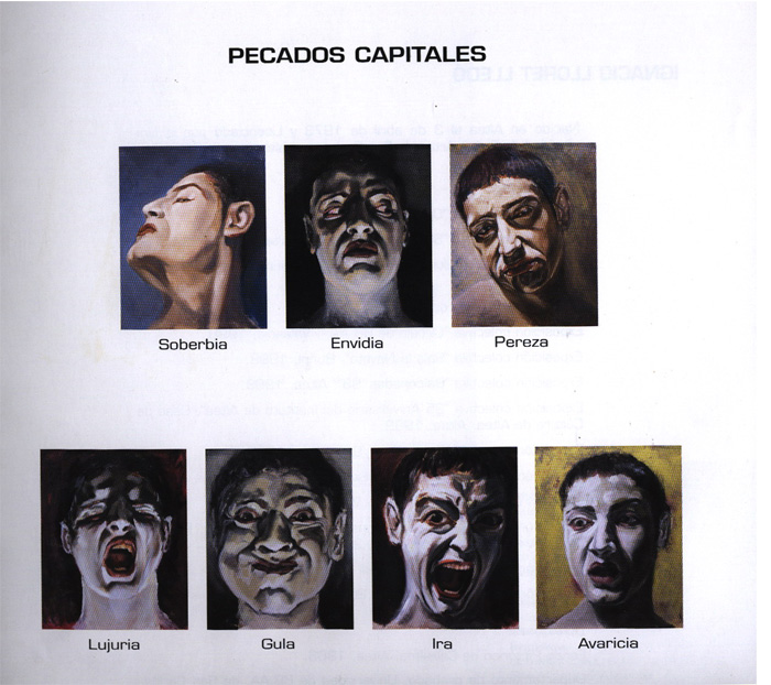 Pecados capitales by Tachi - © www.tachipintor.com