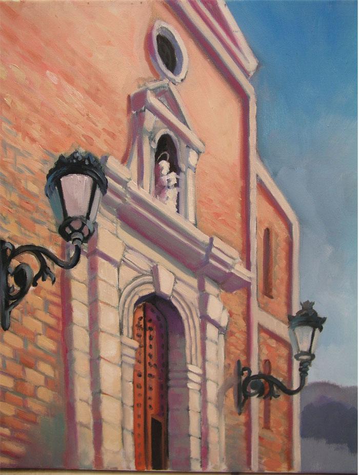 Pórtico by Tachi - © www.tachipintor.com