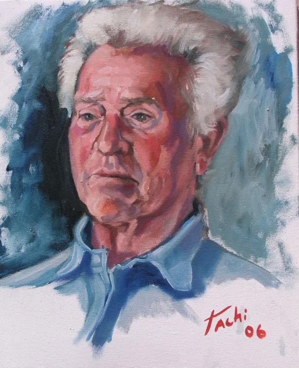 Rudolf Schuler by Tachi - © www.tachipintor.com