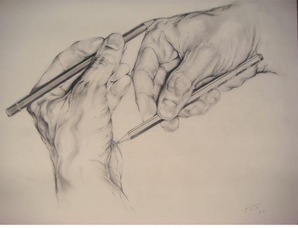 Se dibujan solas by Tachi - © Tachipintor.com