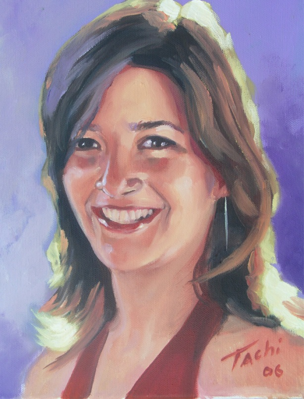 Sin título by Tachi - © www.tachipintor.com