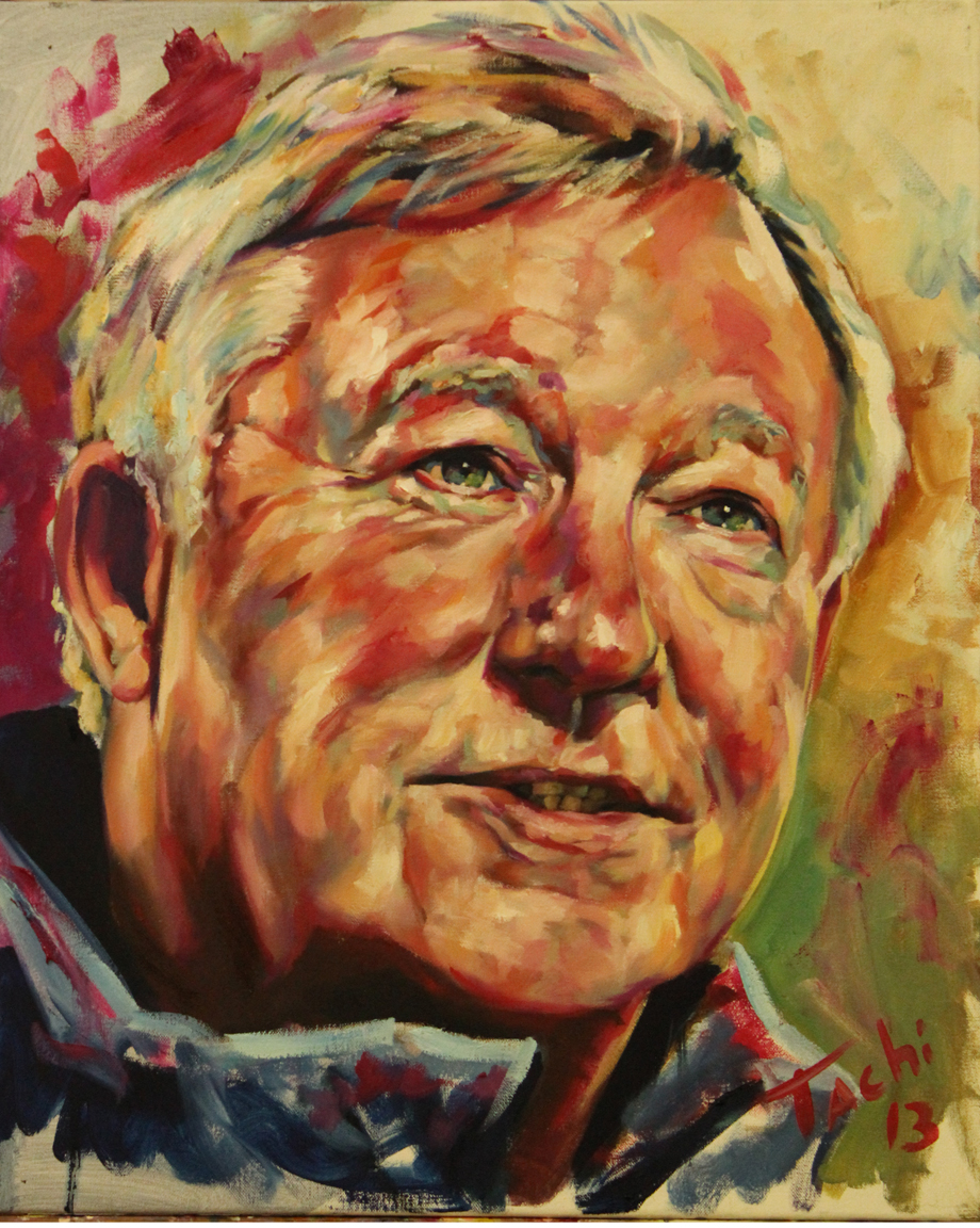 Sir Alex Ferguson baja calidad