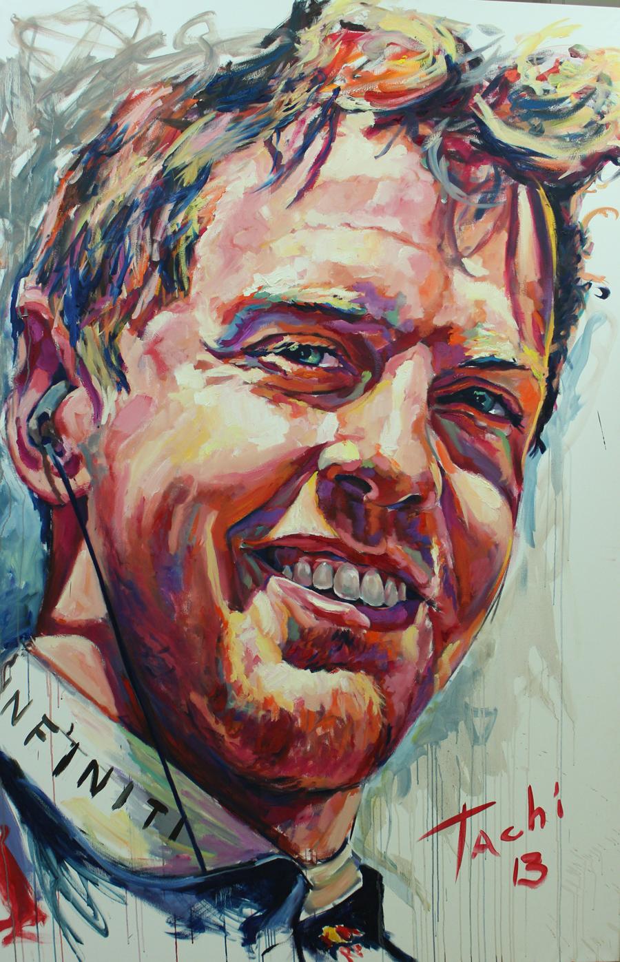Vettel low