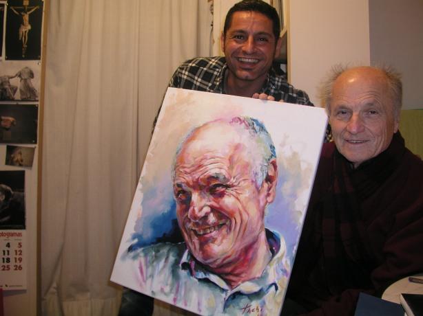 Tachi y Antonio López