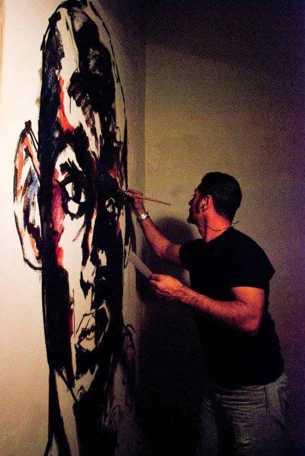 Tachi Live Painting - 6+1