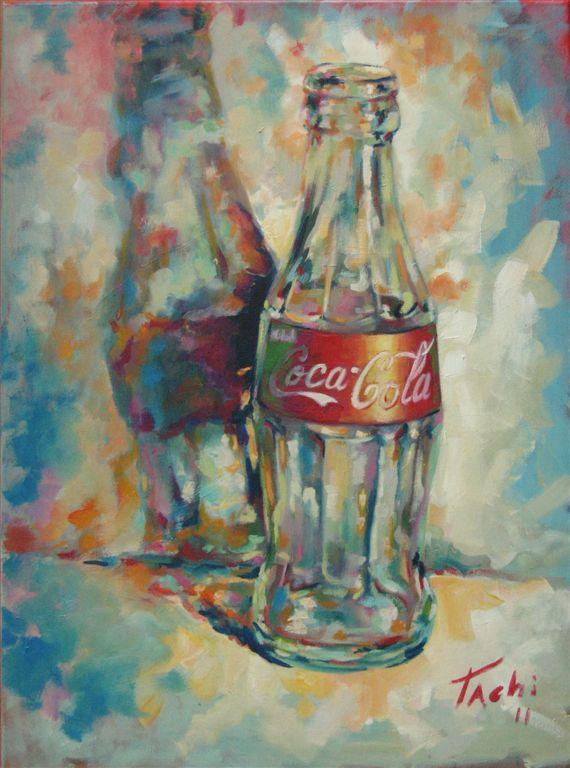 Coca-Cola by Tachi