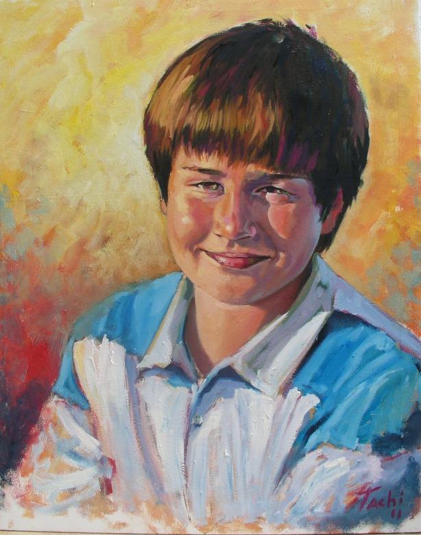 Alex by Tachi - © www.tachipintor.com