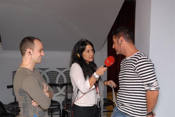 Entrevista con RNE