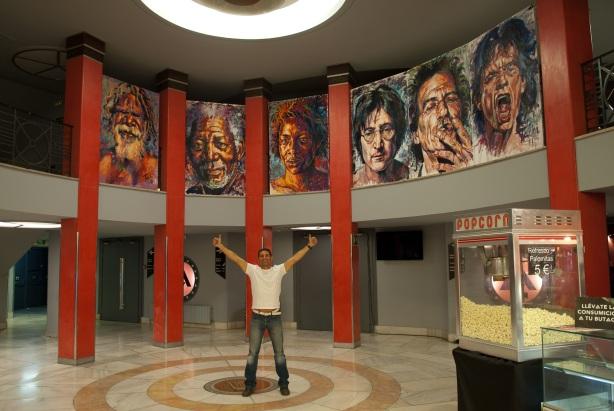 Exposición - Teatro Arteria Coliseum