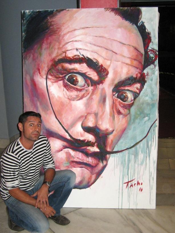 Dali y Tachi - 27-10-2011