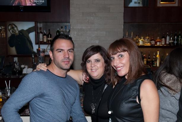 Tachi Pinta a John Lennon en Hard Rock Cafe Madrid-36