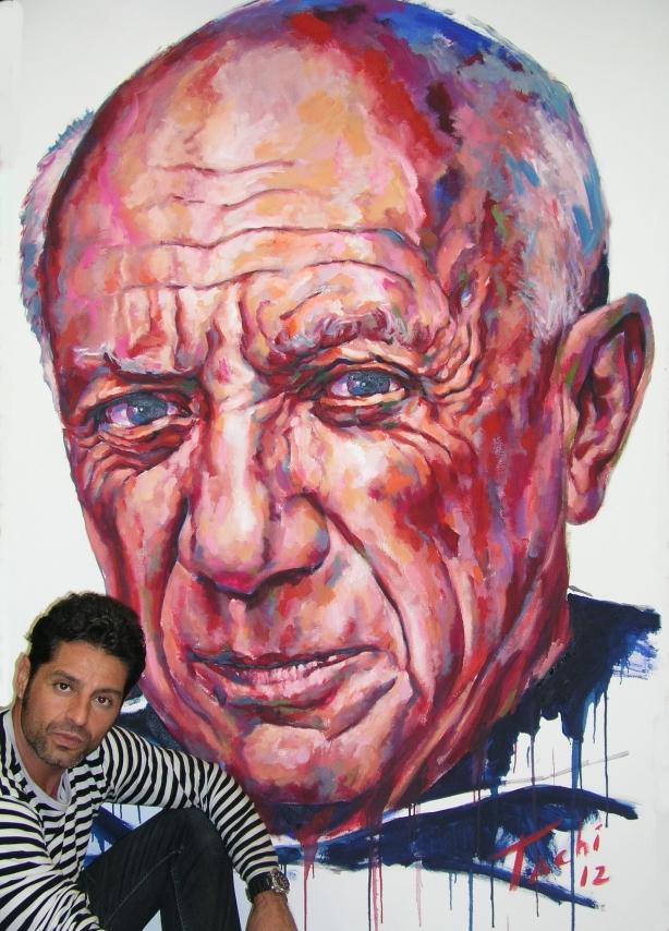 Picasso y Tachi