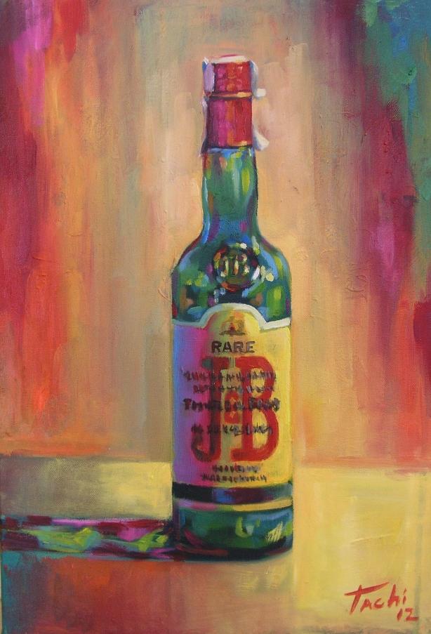 J&B by Tachi  - © www.tachipintor.com