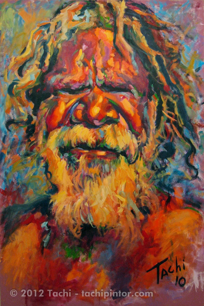 Aborigen by Tachi - © www.tachipintor.com