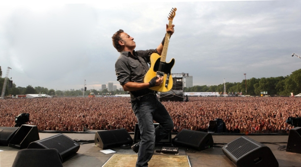 Bruce Springsteen - Hard Rock Calling