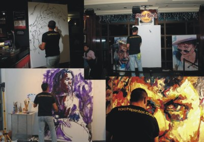 Eventos - Live Painting - Events