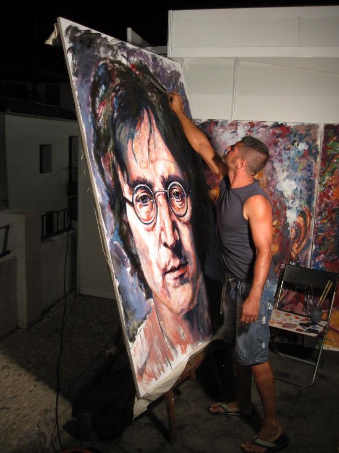 Tachi @ Altea Arte 2011