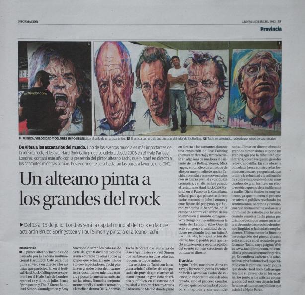 Noticia - Diario Información