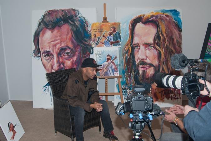 Tom Morello - Entrevista / Interview