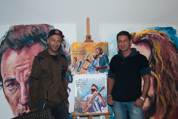 Tom Morello & Tachi