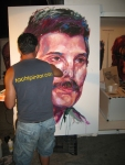 Freddie Mercury by Tachi - 020