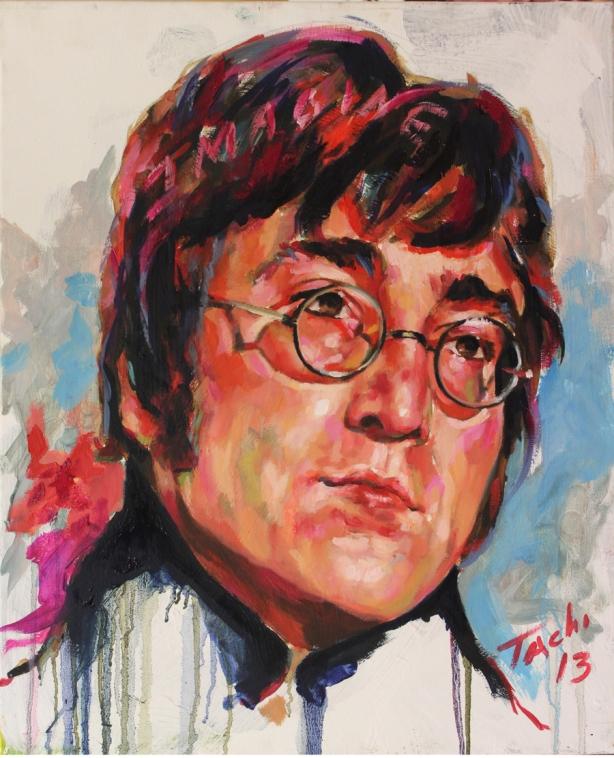 John Lennon baja calidad