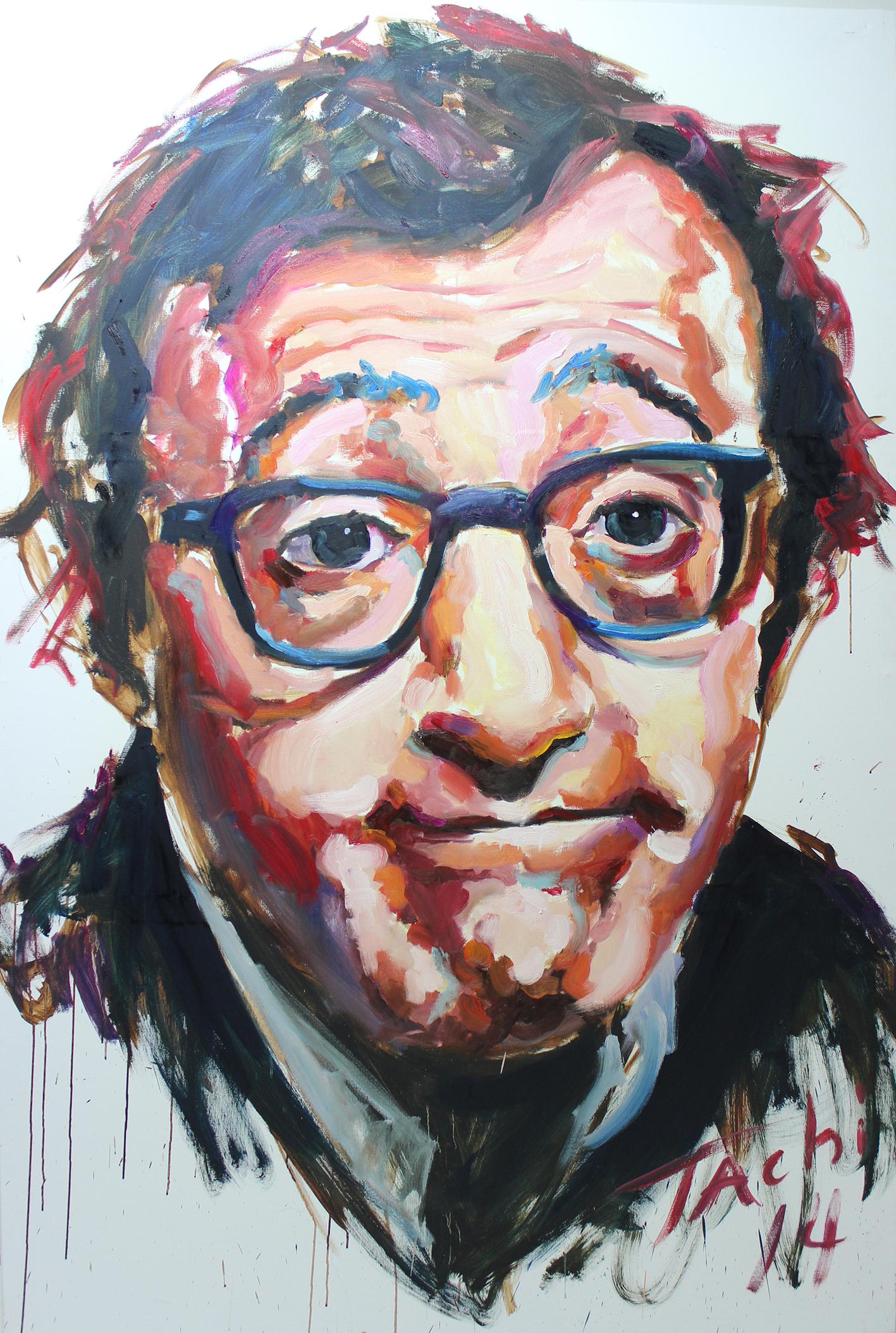 Woody Allen low